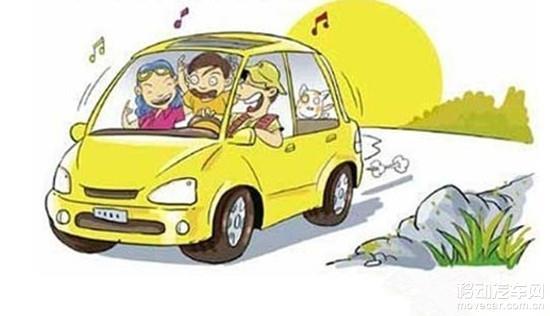 驾校学不到的新手上路开车技巧注意事项