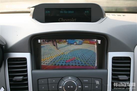 汽车功能条件倒车影像倒车雷达