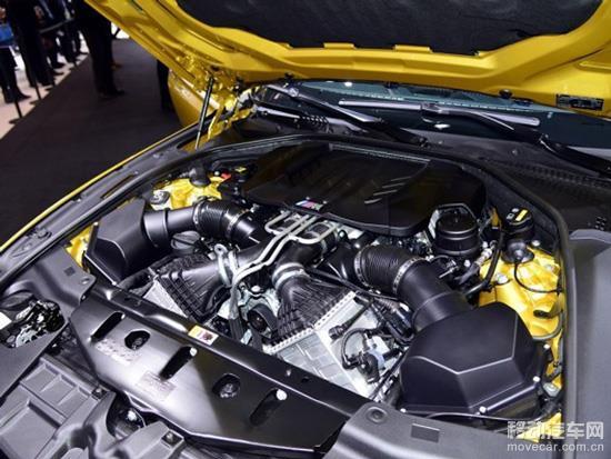 宝马新款m6发动机