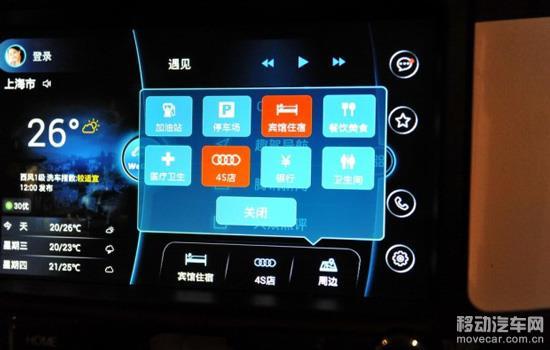 0车载互联系统