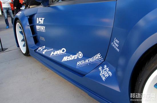 商务车贴画-汽车贴纸大讲究 如何用汽车贴纸提升改装品位