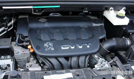 标致3008采用两种不同排量的发动机,一款为2.0L自然吸气发动机,虽然技术并不算先进,但108kW最大功率和200Nm峰值扭矩在当下也算主流指标,主要特征是技术成熟同时可靠性好,服役多年并无不良表现,与之匹配的除开5速手动变速箱外还有6速手自一体变速箱。另外,标致3008还采用了一款1.