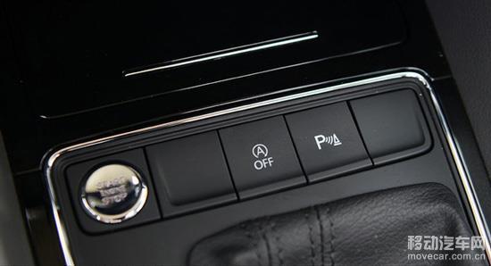 17款速腾车内按钮图解
