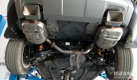 汽车底盘加装后的日常保养