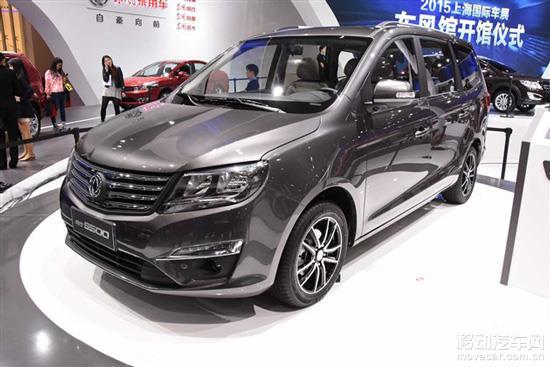 东风风行7座SUV新车计划 明年4月发布高清图片