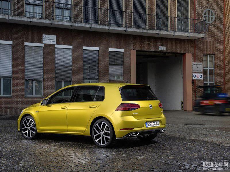 共计4款车型 大众新款高尔夫系列正式发布