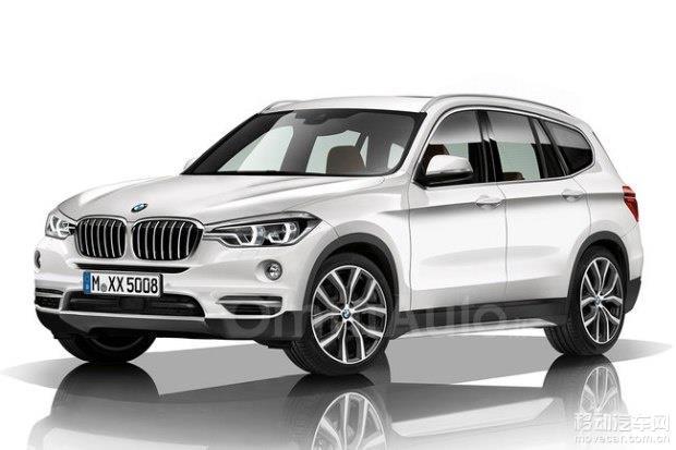 专为中国推出的BMW X3车型 未来宝马X3或国产