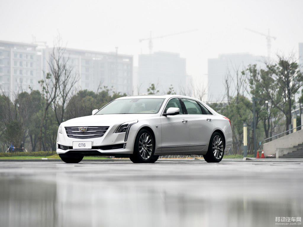 也预示着凯迪拉克在轿车领域将会再一次推出全新车型.