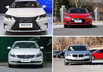 汽车进入新能源时代  4款豪华品牌环保车推荐