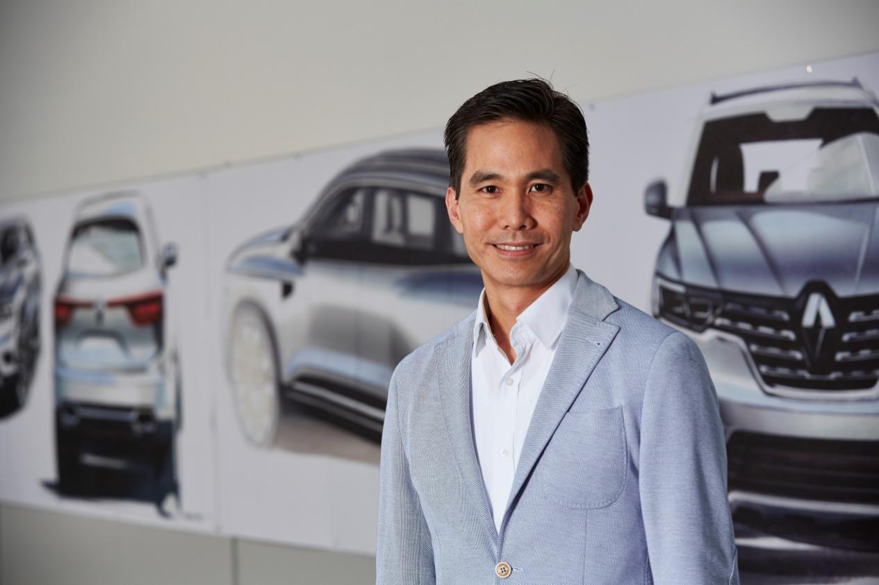 雷诺集团副总裁罗伟基分享雷诺汽车理念