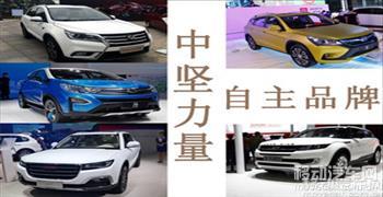 盘点下半年将上市的SUV 自主品牌的中坚力量
