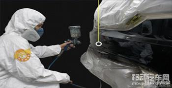 汽车漆面划痕修复方法,注意事项