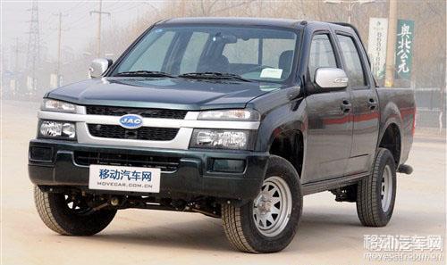 2011年江淮瑞玲汽车电路图