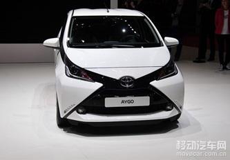 丰田Aygo